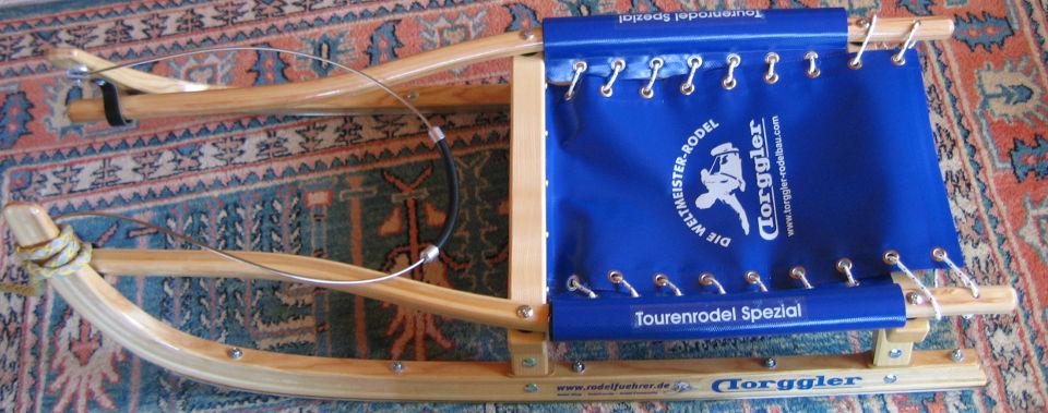 Torggler TS 120 Tourenrodel Spezial